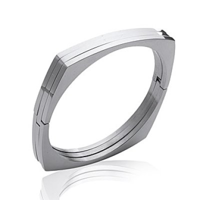 Jonc acier diamètre 62 mm